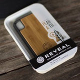 ZEN GARDEN BAMBOO WOOD IPHONE X CASE