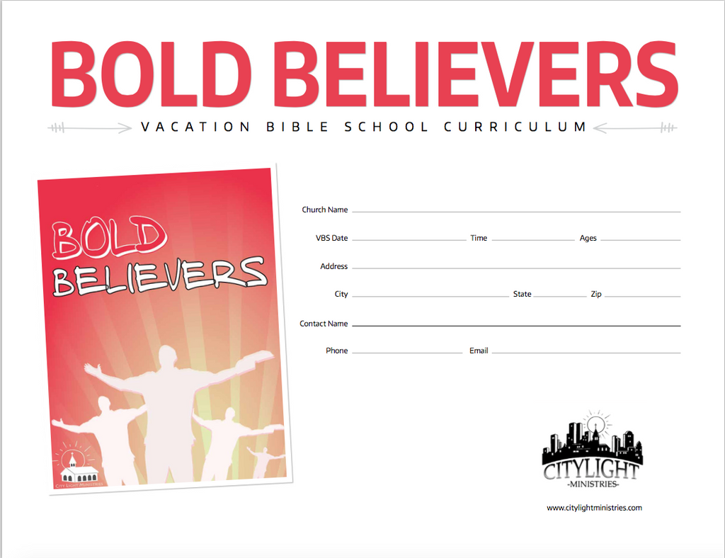 Bold Believer's 1 Posters and Invitations