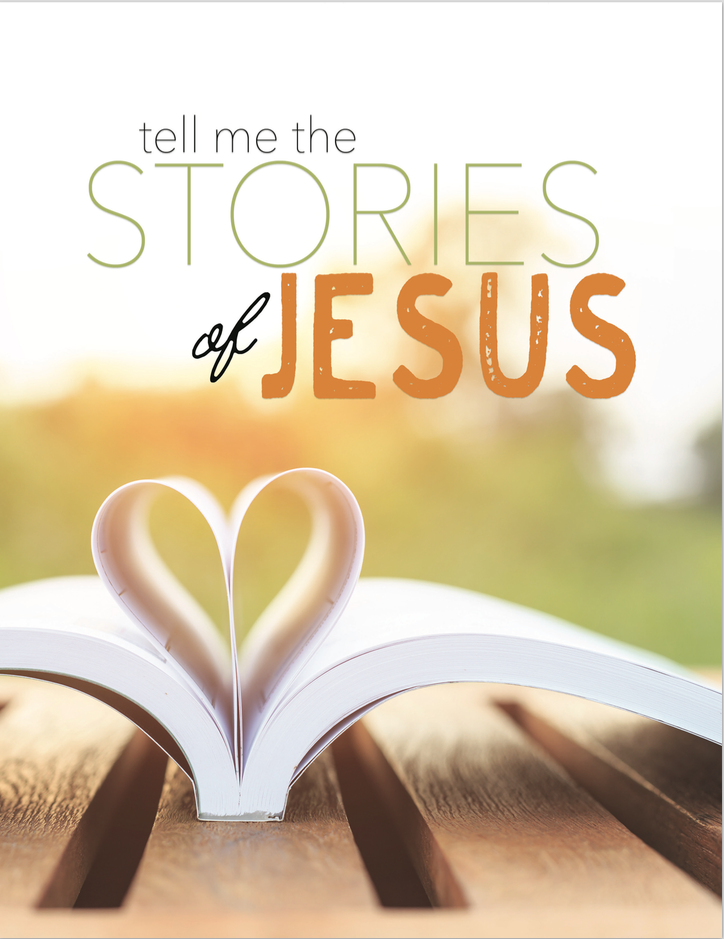 Tell Me the Stories of Jesus NIV