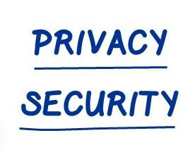 What's the difference between HIPAA Privacy and Security?