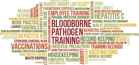 OSHA and the Bloodborne Pathogen Standard