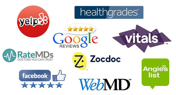 HIPAA online reviews