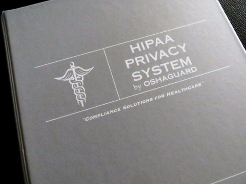 2018 HIPAA Privacy Manual with Training - Oshaguard