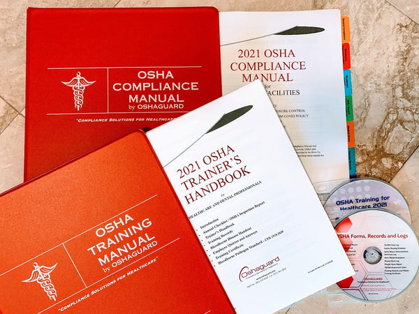 2021 OSHA and HIPAA Bundle - Save $170
