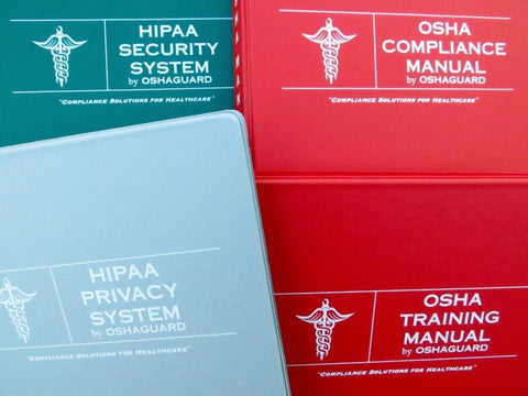 2017-2018 OSHA and HIPAA Bundle - Save $170