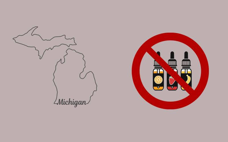 Michigan Becomes the First State to Implement a Flavor Ban