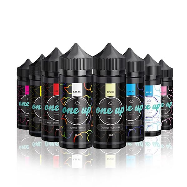 One Up Vapor Collection (100ML) E-Juice One Up Vapor LLC