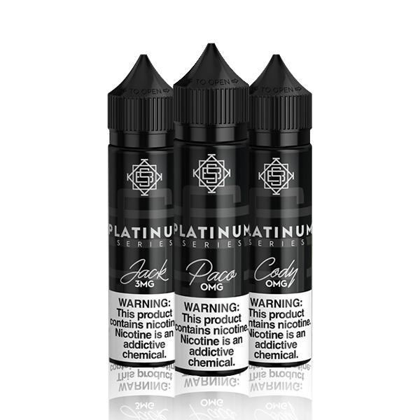 CA ONLY - Silverback Platinum Collection (60ML)