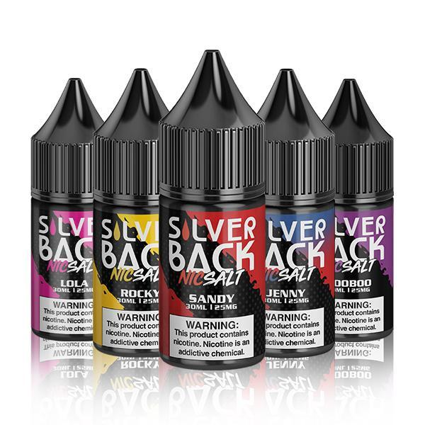 CA ONLY - Silverback SALT Collection (30ML)