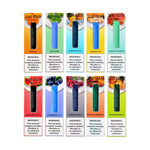 Air Bar - Diamond Disposable Device (Display Pack of 10) 1.2ML E-Juice StrictlyE-cig