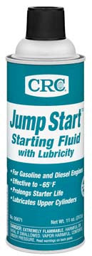 05671 Crc-Mary Kate Jump Start Engine Starting Fluid 11 Oz, Case Qty 12