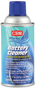06023 Crc-Mary Kate Marine Battery Cleaner 11oz Can, 12 Cans Per Case