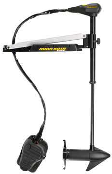 "1355946 Johnson Outdoors Edge Freshwater Bow Mount Foot Control Motors Edge 45; 45 Lbs Thrust, 12v, 36""""l"