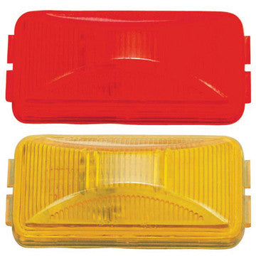 E150a Anderson Marine Sealed Clearance/side Marker Light Amber Light Only