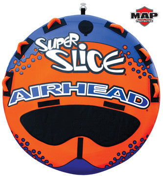 "Ahssl-1 Kwik Tek Airhead Slice Towables, 3 & 4 Rider Super Slice, 3-Rider, 70"""" (while Qtys Last)"