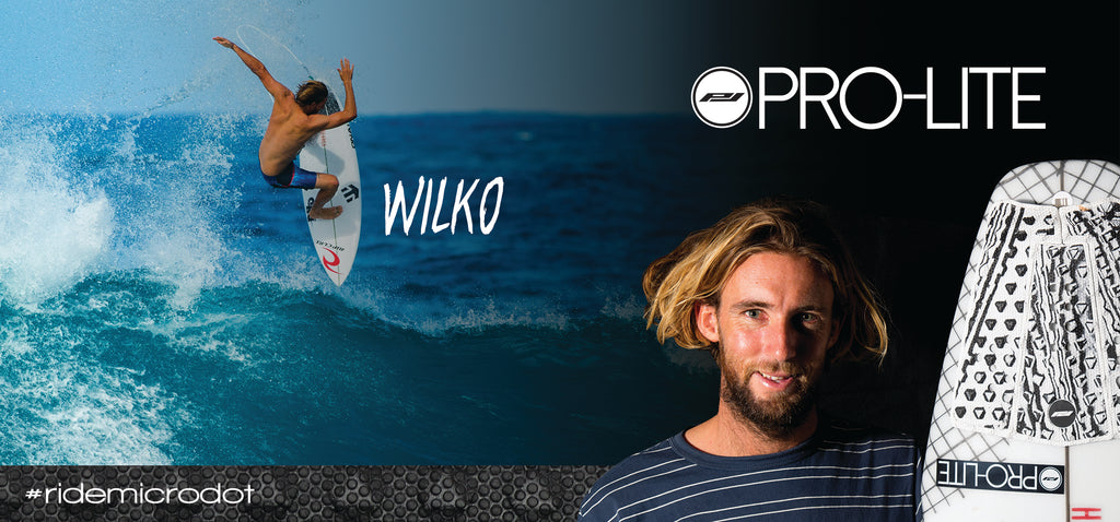"Matt ""Wilko"" Wilkinson Signs with Pro-Lite"