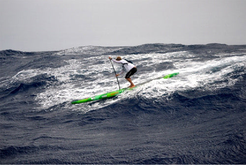 Matt Becker Molokai to Oahu race