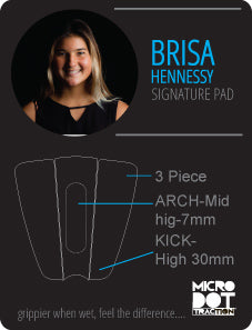Brisa Hennessy Traction Pad