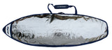 Pro-Lite wide ride surfboard day bag for short and stubby boards-true reflective bottom