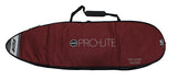 Pro-Lite Smuggler Series Surfboard Travel Bag (2+1 Boards)-Maroon
