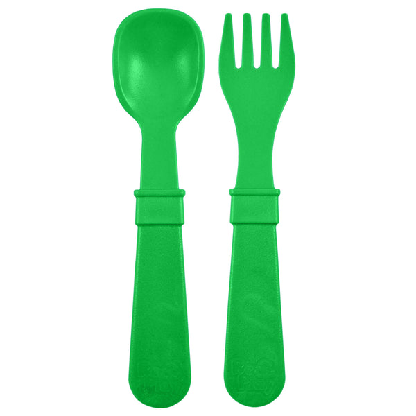 Replay Fork & Spoon Set | 2 pieces - Lexi & Me
