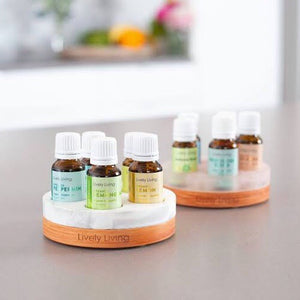 Lively Living Essential Oil Stand/Holder