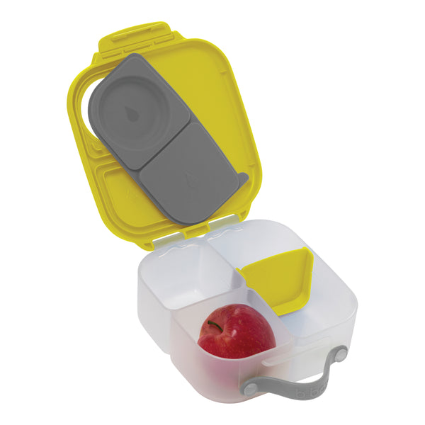 B.Box Mini Lunchbox | Lemon Sherbet