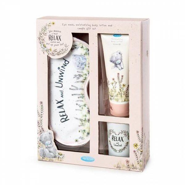 Me to You® Relax and Unwind Pamper Gift Set