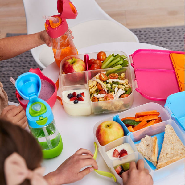 B.Box Whole Foods Bento Lunch Box | Ocean Breeze - Lexi & Me