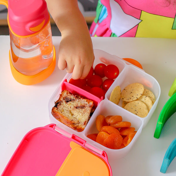 B.Box Mini Lunchbox | Indigo Rose