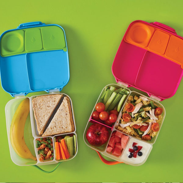 B.Box Whole Foods Bento Lunch Box | Strawberry Shake - Lexi & Me