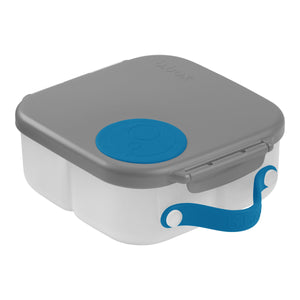 B.Box Mini Lunchbox | Blue Slate