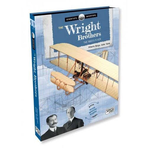 Travel, Learn and Explore | Build a 3D Wright Brothers Plane - Lexi & Me