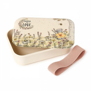 Me to You® Bamboo Lunch Box