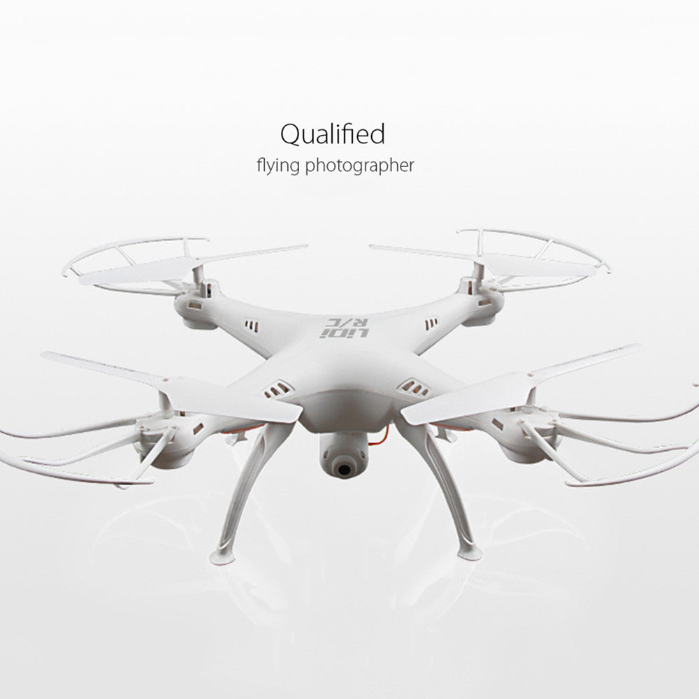 Waterproof Quadcopter With Camera