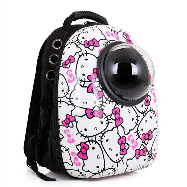 Space Capsule Cat Backpack