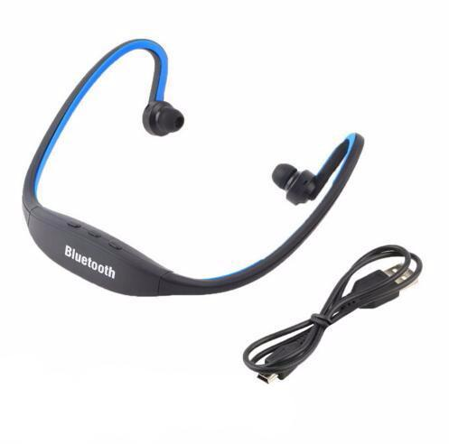 Bluetooth Headphones With SD Card Slot