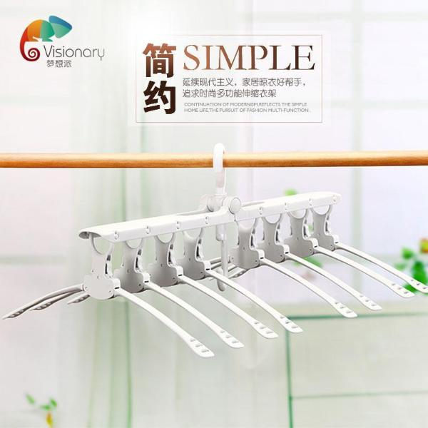 Multi Purpose 8 ribbed hanger