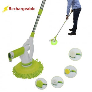 K-108L 6-in-1 Rechargeable Household Multifunctional Electric Cleaner Mop