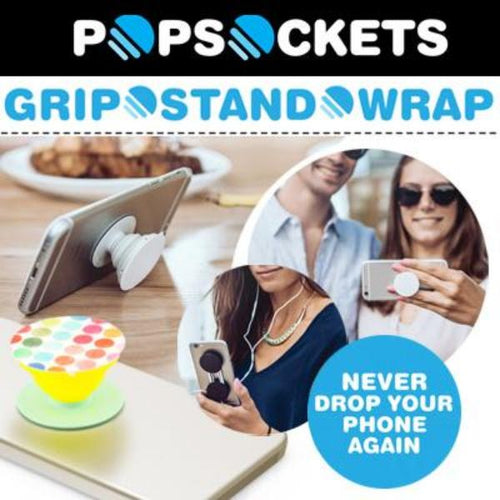 Pop Sockets The Hand Phone Guard That Prevents Slippage