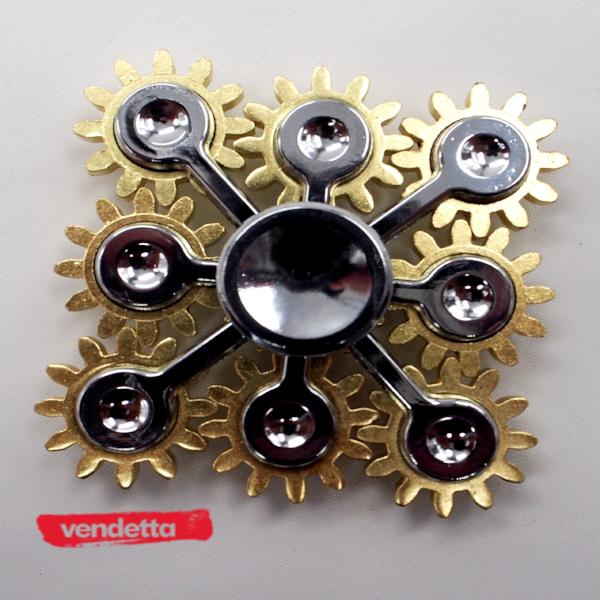 Vendetta Fabled Legendary Awesome 9 CoGed Fidget Spinner V TWO POINT O