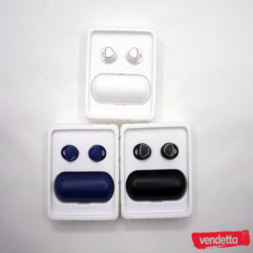 Vendetta Gear IconX Wireless Earbuds