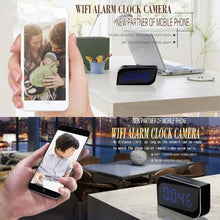 WiFi Camera for House - Clock Camera Jansin