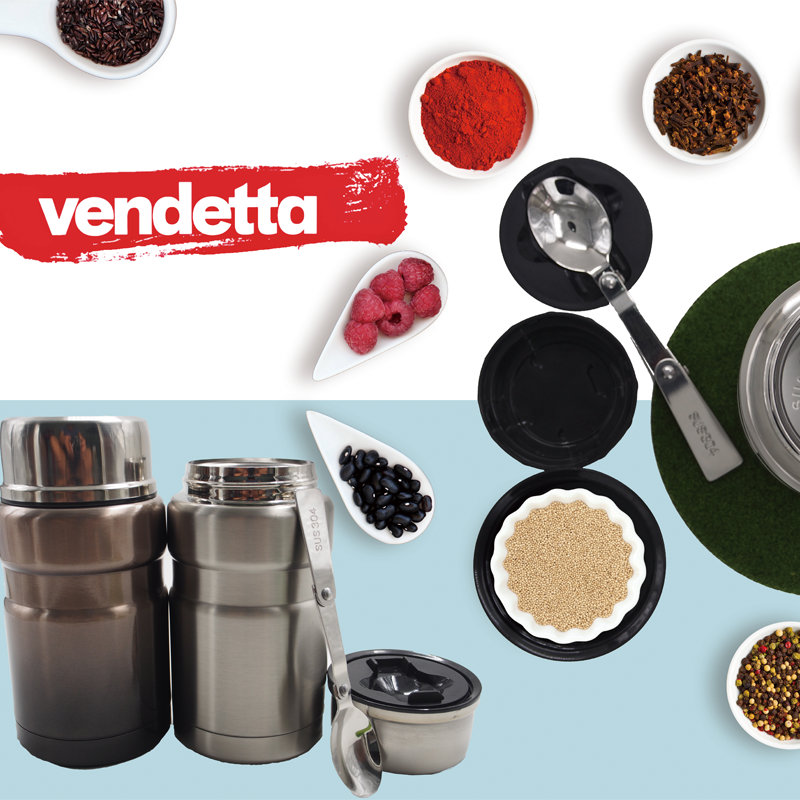 Vendetta Food Jar T-650