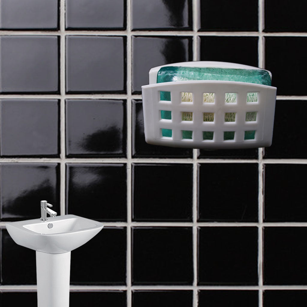 Toiletry & Kitchenette Organizing Hanger (Mei Jia Jia) 909 Bar Soap Holder