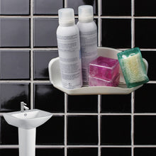 Toiletry & Kitchenette Organizing Hanger (Mei Jia Jia) 912 Triangle Corner Rack(Small)