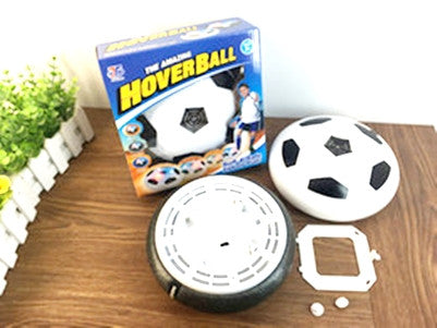 Hoverball! The ball that doesn't mess up your walls and windows!