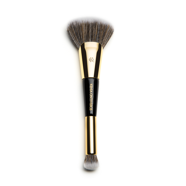 BRONZE AND CONTOUR BRUSH