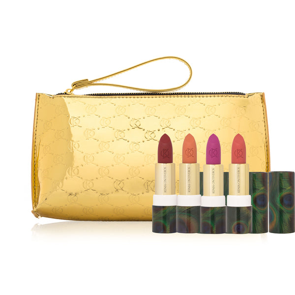 PC LIPSTICKS AND BAG