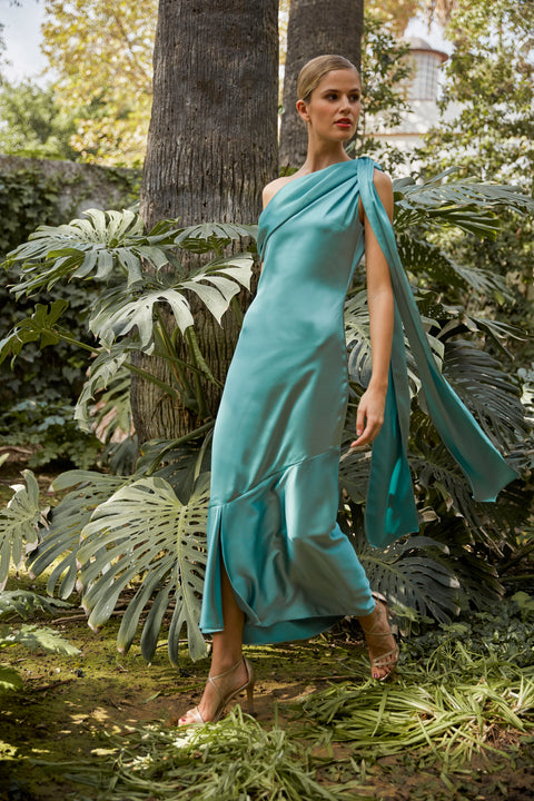 vestido verde mar- galdana-vanderwilde-evening dress-vestidos de fiesta